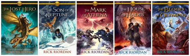Image result for percy jackson and the heroes of olympus