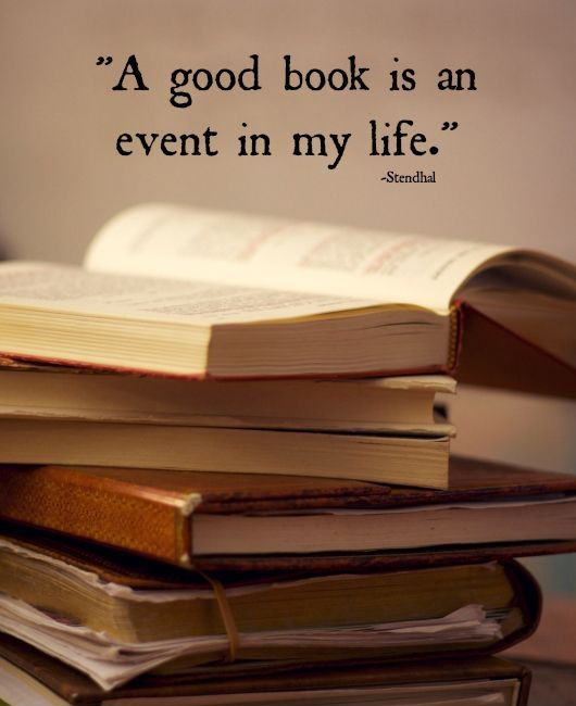a-good-book-stendhal-quotes-sayings-pictures